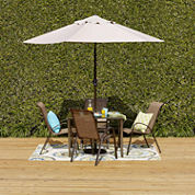 Outdoor Oasis™  Newberry 5pc Dining Set