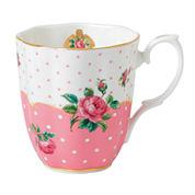 Royal Albert Cheeky Pink Coffee Mug