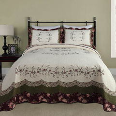Modern Heirloom Brooke Bedspread