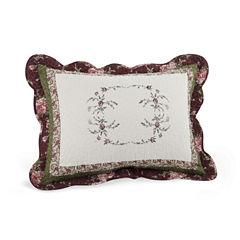 Modern Heirloom Brooke Standard Pillow Sham