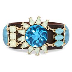 Natasha Leather Bracelet