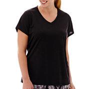 Xersion™ Short-Sleeve Performance Tee - Plus