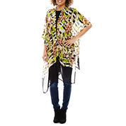 Mixit™Scarf Kimono