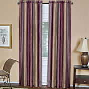 Ombre Rod-Pocket Curtain Panel