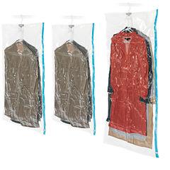 Whitmor Spacemaker 3-pc. Hanging Storage Bag Set