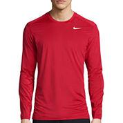 Nike® Long-Sleeve Dri-FIT Base Layer Shirt