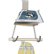 Household Essentials® Over-the-Door Iron and Board Holder
