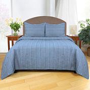Park B. Smith® 3-pc. Weston Comforter Set