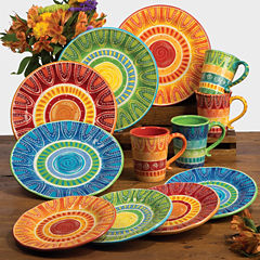 Certified International Tapas Dinnerware Collection