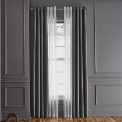 royal velvet voile window treatments