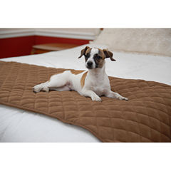 Carolina Pet Co. Quilted Large Microfiber Bed Cover
