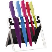 Farberware® 6-Piece Color Knife Set