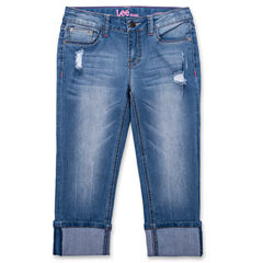 Lee Denim Capris - Big Kid Girls