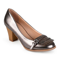 Journee Collection Nora Loafer Pumps