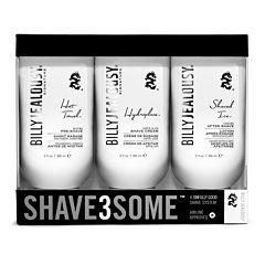 Billy Jealousy Shave3Some Travel Shave Kit - 9 oz.