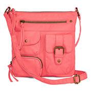 Arizona Triple Pocket Crossbody Bag
