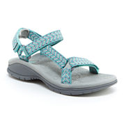 J Sport By Jambu Navajo Womens Strap Sandals