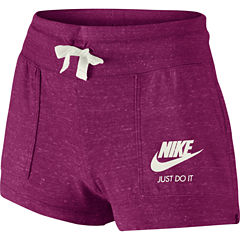 Nike Pull-On Shorts Big Kid Girls