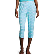 Cool Girl Capri Cropped Pajama Pants