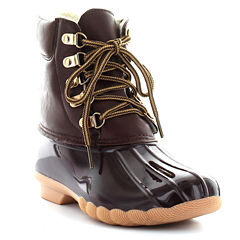Seven 7 J-Hawk Womens Slip Resistant Rain Boots