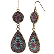 Capelli Of N.Y. Capelli 95 Drop Earrings
