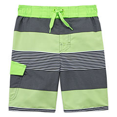 Arizona Boys Stripe Trunks-Preschool
