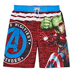 Boys Avengers Trunks-Preschool