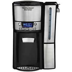 Hamilton Beach® 12-Cup BrewStation® Dispensing Coffee Maker with Removable Reservoir