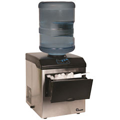 Chard Large Ice Maker With Water Dispenser