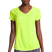 Xersion™ Short-Sleeve Textured T-Shirt