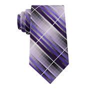 Van Heusen® Four Tonal Striped Silk Tie