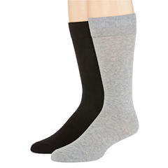 Collection by Michael Strahan 2-pk. Crew Socks - Big & Tall