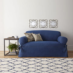 SURE FIT® Authentic Denim Slipcover Collection