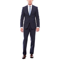 Men's Van Heusen Flex Blue Slim-Fit Suit Separates