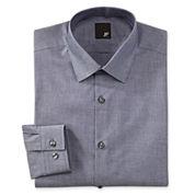 JF J. Ferrar Cotton Dress Shirt - Slim Fit