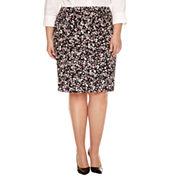 Claiborne Pencil Skirt Plus