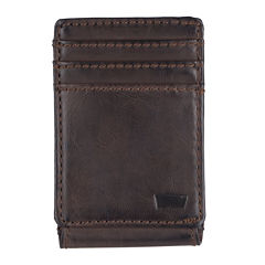 Levi's® Front Pocket Wallet with Magnetic Clip