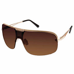 Arizona Shield Round UV Protection Sunglasses-Mens