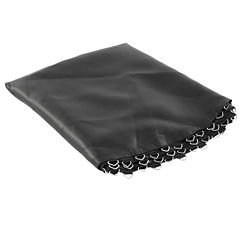 Upper Bounce Trampoline Replacement Jumping Mat- fits for 12 FT. Round Frames with 72 V-Rings- Using7Inch Springs -MAT ONLY