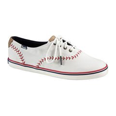 Keds® Champion Pennant Lace-Up Sneakers