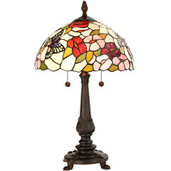 Dale Tiffany™ Butterfly Table Lamp