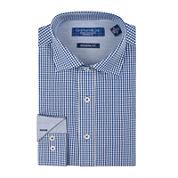 Graham & Co. Long-Sleeve Modern-Fit Dress Shirt