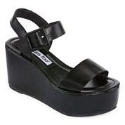 2 Lips Too Sunday Womens Wedge Sandals