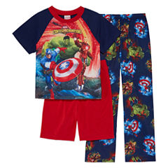 3-pc. Avengers Pajama Set Boys