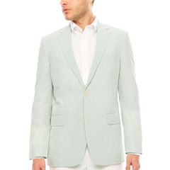 Stafford Classic Fit Seersucker Sport Coat