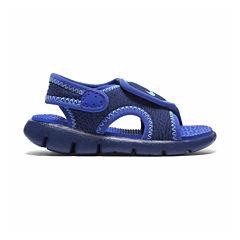 Nike® Sunray Adjustable  Boys Sandals - Toddler