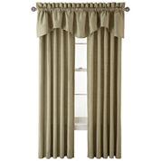 Royal Velvet® Supreme Pinch-Pleat/Back-Tab Thermal Window Treatments