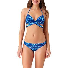 Arizona Tie Dye Bra Swimsuit Top or Hipster Bottom - Juniors