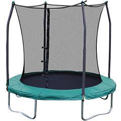 Skywalker Trampolines® 8' Round Trampoline with Enclosure Net