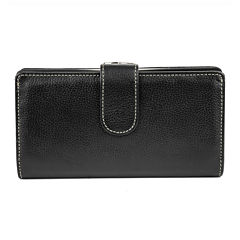 Mundi® Rio Leather Frame Clutch Wallet